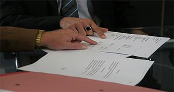 Processus d'affaire avec le client